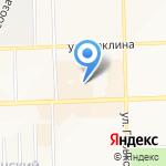 Всероссийское общество автомобилистов на карте Кирова