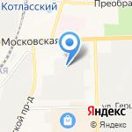Мегабайт на карте Кирова