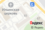 Схема проезда до компании Быстрый займ в Кирове