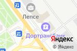 Схема проезда до компании Адвокат Крючков Д.В. в Кирове