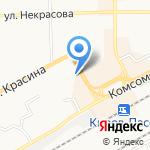 Магазин запчастей для корейских и японских автомобилей на карте Кирова