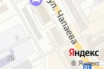 Схема проезда до компании Подкова в Кирове