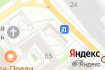Схема проезда до компании Макси Флора в Кирове