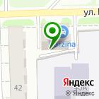 Местоположение компании 1XBET