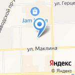 Участковый пункт полиции №9 на карте Кирова