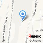 Снежный Регион на карте Кирова