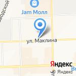Автозапчасти43 на карте Кирова