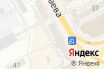 Схема проезда до компании Ватрушка House в Кирове