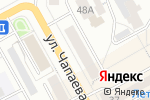 Схема проезда до компании Вятский чебурек в Кирове
