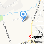 Детский сад №4 на карте Кирова