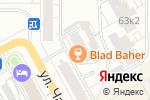 Схема проезда до компании Продуктовая лавка в Кирове