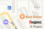 Схема проезда до компании Modern Place в Кирове