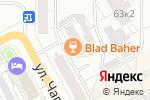 Схема проезда до компании АЭРО в Кирове