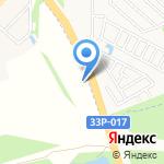 8 Небо на карте Кирова