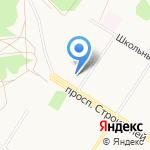 Треугольник на карте Кирова