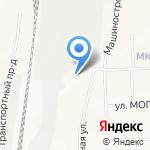 Автосига-43 на карте Кирова