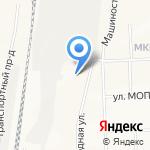 1 мая на карте Кирова