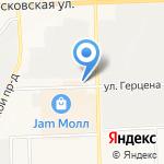 Кировский колледж сервиса и эстетики на карте Кирова