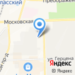 Мастерская по изготовлению памятников на карте Кирова