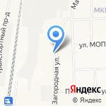 АвтоТЭН на карте Кирова