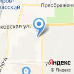 Отделка43 на карте Кирова
