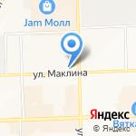Wheelko на карте Кирова