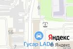 Схема проезда до компании Био-Маркет в Кирове