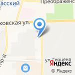 Гран на карте Кирова