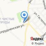 Умка на карте Кирова
