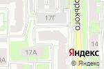 Схема проезда до компании Городские цветы в Кирове