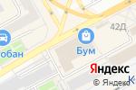 Схема проезда до компании GIROS43 в Кирове
