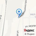 Мегатон на карте Кирова
