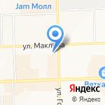 Ауди у Юры на карте Кирова