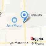 Moxi на карте Кирова