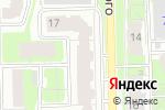 Схема проезда до компании Альянс Жизнь в Кирове