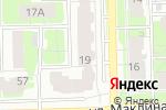 Схема проезда до компании Квартал Плюс в Кирове