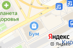Схема проезда до компании Связной в Кирове