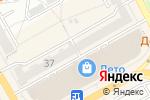 Схема проезда до компании Гобелен в Кирове
