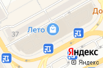 Схема проезда до компании Вятская доска в Кирове