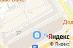 Схема проезда до компании Лайн в Кирове