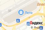 Схема проезда до компании Забота и питание в Кирове