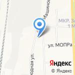 Остров на карте Кирова