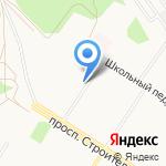 Универсал Трейд на карте Кирова