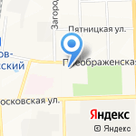 Nail Art Studio на карте Кирова