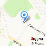Осень на карте Кирова