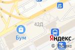 Схема проезда до компании Аленка в Кирове