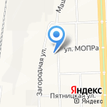 Детский сад №100 на карте Кирова