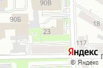 Схема проезда до компании Зеленый мир в Кирове