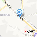 Шумахер-клуб на карте Кирова