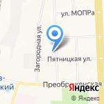 Кварц на карте Кирова